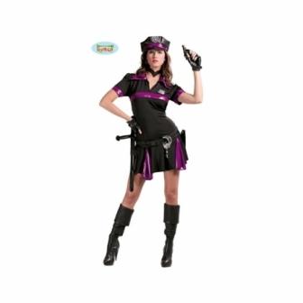 Disfraz Policía para mujer