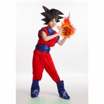 Disfraz Ninja  Rojo Infantil