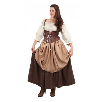 Disfraz Hortelana Medieval...