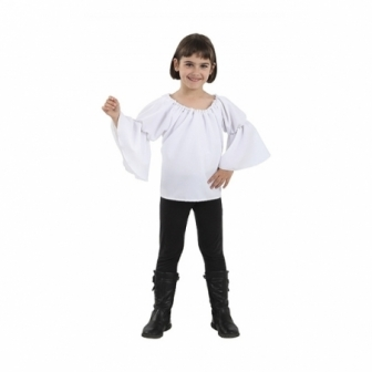 Blusa Medieval Infantil