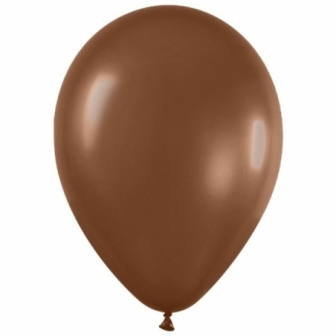 Bolsa 50 Globos Chocolate