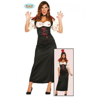Disfraz Vampira Akasha mujer