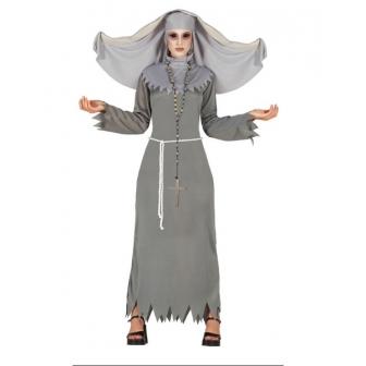 Disfraz Monja Diabólica mujer