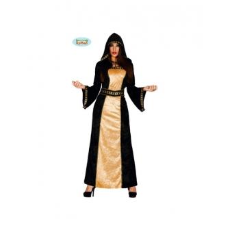 Disfraz Sacerdotisa oscura mujer