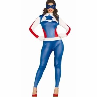 Disfraz Super Star mujer