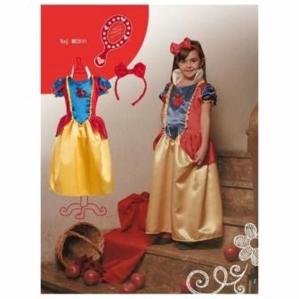 Disfraz Blancanieves Dreams niña