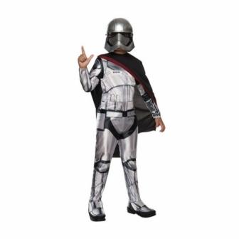 Disfraz Capitán Phasma Deluxe Infantil