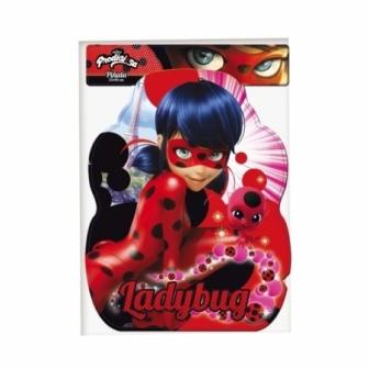 Piñata Perfil Ladybug