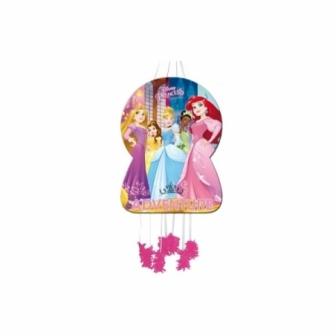 Piñata silueta grande Princesa adventure