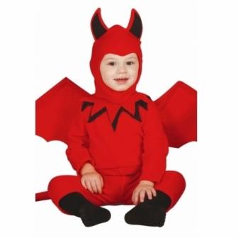 Disfraz Diablo Bebé con alas