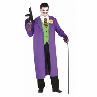 Disfraz Bufón asesino adulto