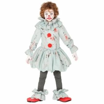 Disfraz Payaso del Terror para niño