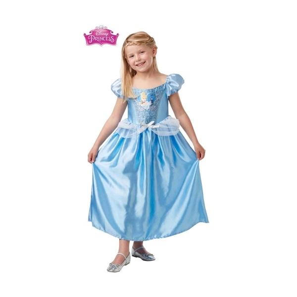 Disfraz Cenicienta Sequin classic niña