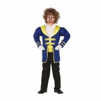Disfraz Señor Bestia para niño