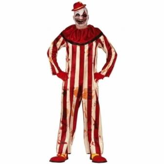Disfraz killer clown para hombre