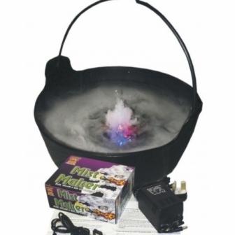 Maquina de humo  Crea Niebla con luz LED