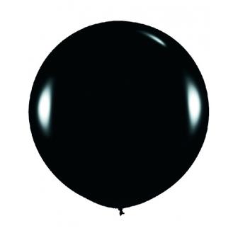 Globo Látex Negro