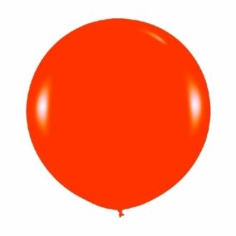 Globo Látex Naranja