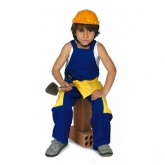 Disfraz Obrero Infantil