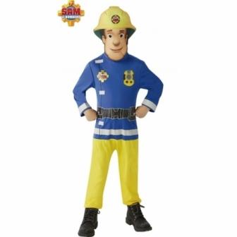 Disfraz Sam el bombero classic