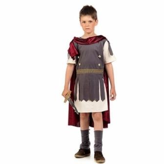 Disfraz Romano Eneas infantil luxe