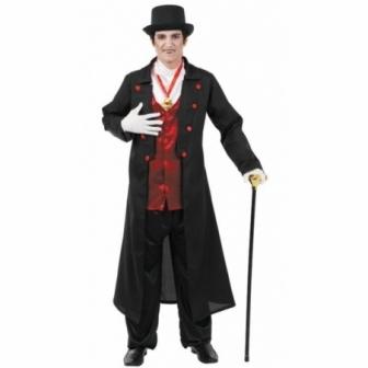 Disfraz Drácula para hombre lux