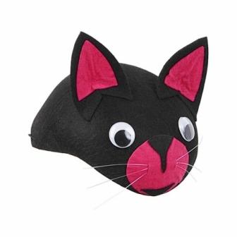 Casquete Gato Negro