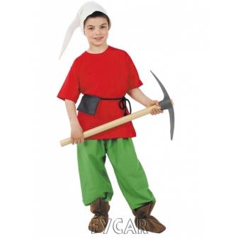 Disfraz Enanito Infantil