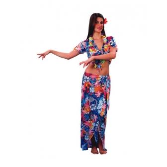 Disfraz Hawaiana Adulta
