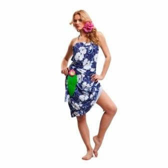 Disfraz Princesa Hawaiana Adulta eco