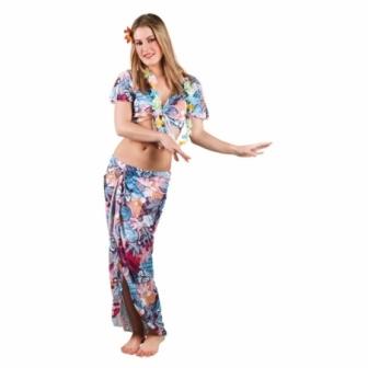 Disfraz Hawaiana para mujer