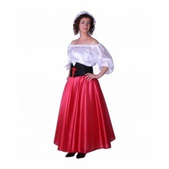 Disfraz Doncella para mujer