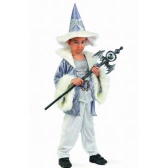 Disfraz Brujo Mago Adalgis Infantil