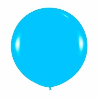 Globo Látex Azul