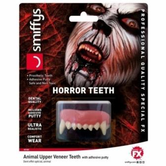 Dentadura animal horror  deluxe