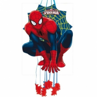 Piñata Silueta Spiderman Ultimate