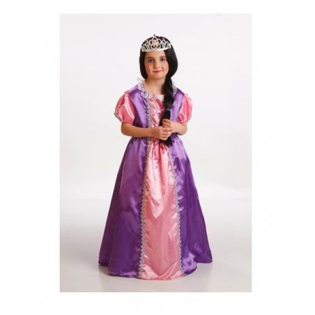 Disfraz Princesa Lila  Infantil