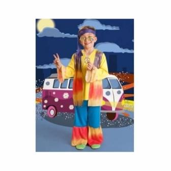 Disfraz Hippie paz  Niño