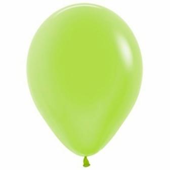 Globo Látex Neón Verde