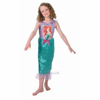Disfraz Ariel Classic Infantil