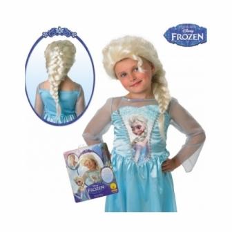 Peluca Elsa Frozen original