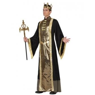 Disfraz Rey Adulto T.unica