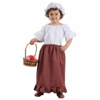Disfraz Mesonera para niña y bebé