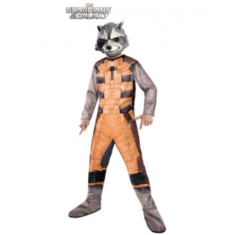 Disfraz Rocket Raccoon classic Infantil