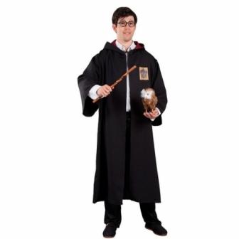 Disfraz  de Mago Harry Adulto