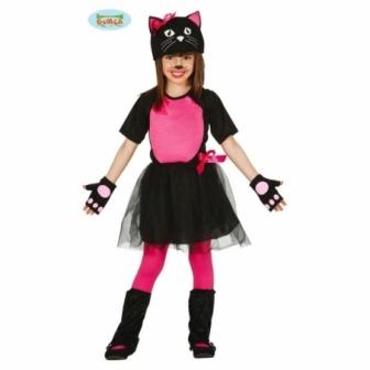 Disfraz Urban  Gata Kitty niña
