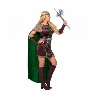 Disfraz Vikinga para mujer