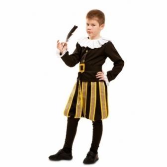 Disfraz Cervantes para niño