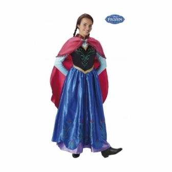 Disfraz Anna para mujer