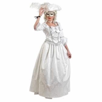 Disfraz Veneciana para mujer deluxe